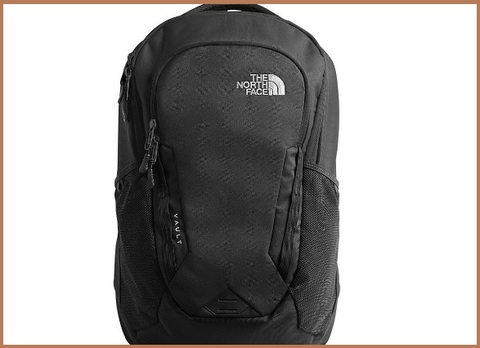 North face zaino nero