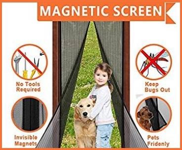 Zanzariera Magnetica 100x210 Casa