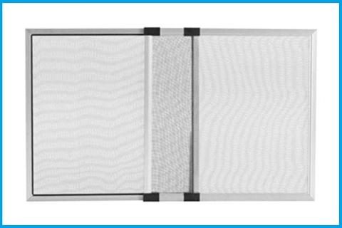 Zanzariere con telaio in alluminio