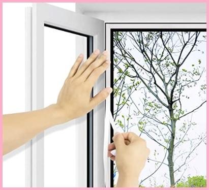 Zanzariere per finestre fisse