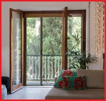 Zanzariere scorrevoli per balconi