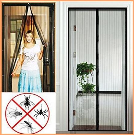 Zanzariere magnetica per porte finestre