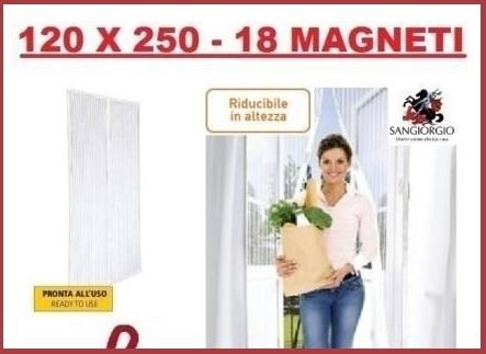 Zanzariera Calamita 120x250
